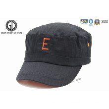 100% Cotton Promotional Army Hat Military Cap with Embroidery