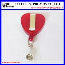 Titular de crachá com clip de jacaré para cartão de perfuração (EP-BH112-118)