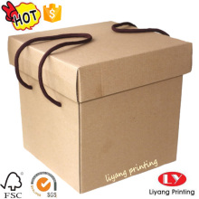 Caixa de presente de papel personalizada