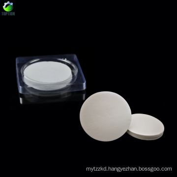 Laboratory Folded Qualitative Filter Papers 70mm 90mm 100cm 150cm
