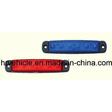 Amortecedor lateral do ponto do diodo emissor de luz AMP para o caminhão