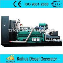 Générateur de gaz naturel 800kw