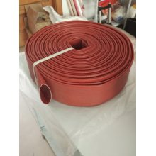 Red Colour Double Coating PVC Hose
