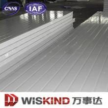 Sea Blue / White Ral Color EPS panel de aislamiento térmico