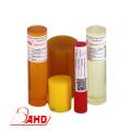 Varilla de goma de poliuretano de PU natural para procesamiento de torno