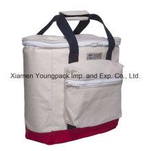 Forme el bolso reutilizable grande respetuoso del medio ambiente de la lona reutilizable