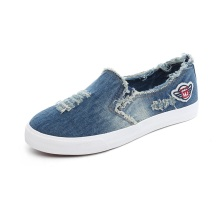 Nya låg-top Jean Canvas Shoes 2019