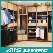 Convenient & Fashionable Bedroom Furniture Built in Wardrobe (AIS-W011)