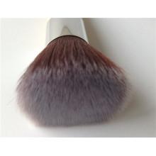 Custom Logo Long Bamboo Handle Kabuki Maquiagem Brush