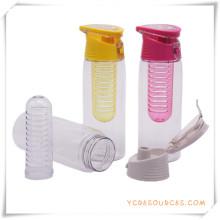 Bouteille d'eau pour cadeaux promotionnels (HA09046)
