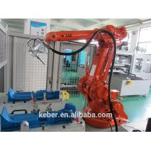 ISO, CE, máquina de soldadura por ultra-sons robótica de certificação da SGS