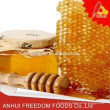 Natural wild comb honey