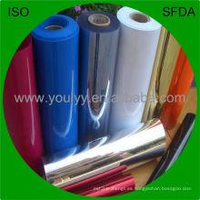 Película plástica de PVC