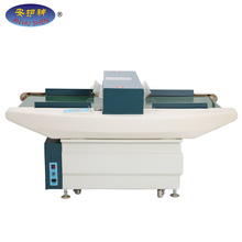 Metal and needle detector machine for garment and clothes industry