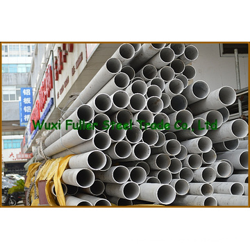 High Tensile Strength 202 Seamless Stainless Steel Pipe