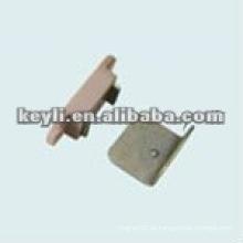 Magnet-Tür-Fang, Tür-Hardware, Doppel-Rollen-Fang