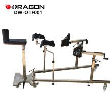 Hospital Multi-purpose Orthopedics Traction Frame For Operating Tables