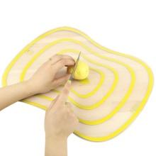 Kitchen tool resin sanding classification cutting board