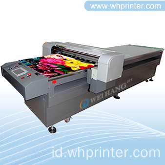 Bahan karet digital Printer 4-warna