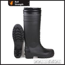 Knee Waterproof Safety Rain Boot with PU Edge (SN5127)