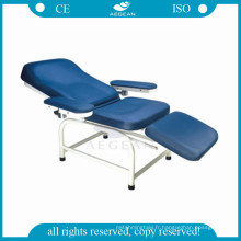 AG-XS105 Hospital Manuel chaise inclinable médicale de don de sang