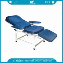 AG-XS105 Hospital Manual recliner medical blood donation chair