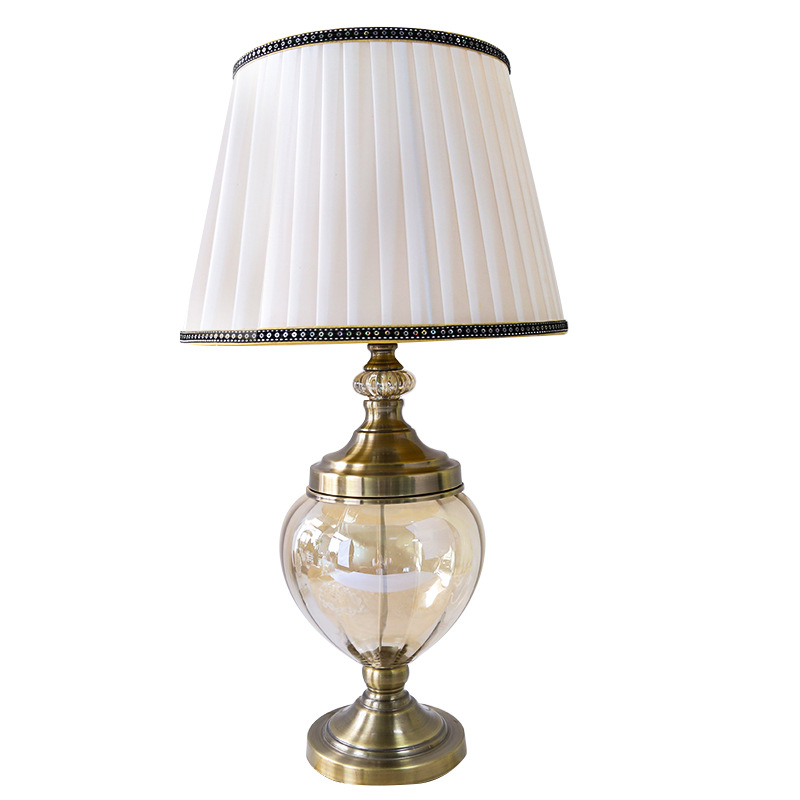 White Table Stands Lamp