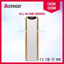 CHIGO Diseño de lujo Calefacción para el hogar Todo en uno Ecológico Ahorro de energía Cambio de calor Bomba de calor Aire a agua