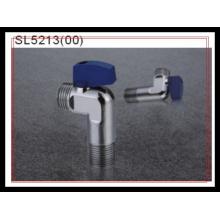 Válvula de ángulo popular adecuada en 1/2 '' x 1/2 '' tamaño