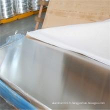 Marine Grained Aluminium 5083 feuille