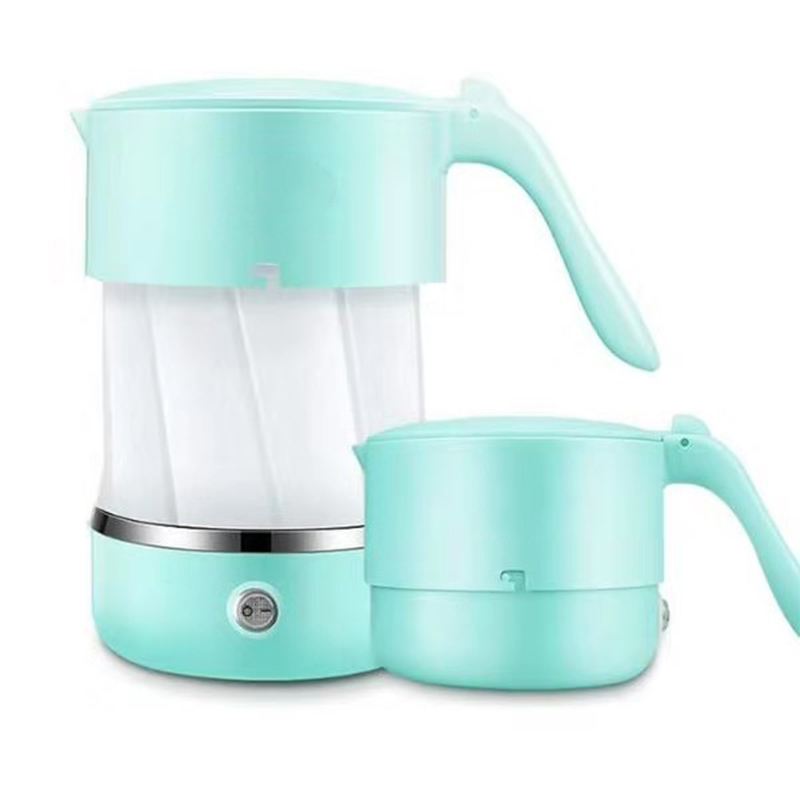 Green folding Kettle for outdoor