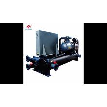 Öffnen Sie den wassergekühlten industriellen 3-35-kW-Schraubenkühler