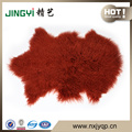 Wholesale Natural Shape Curly Fur Sheepskin
