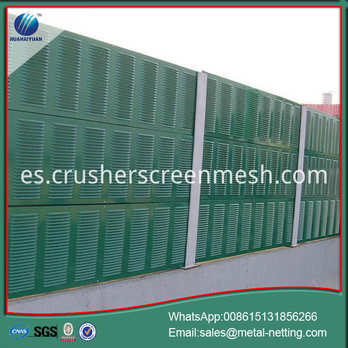 Sound Noise Barrier Wall