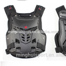 Chaqueta de moto de deportes de la armadura del engranaje de la armadura del cuerpo protector Chaqueta de la motocicleta de los hombres
