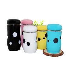 Garrafa de água térmica do copo do vácuo do cogumelo das crianças