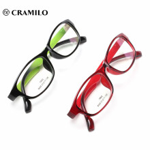 Italy designer TR90 optical glasses unisex