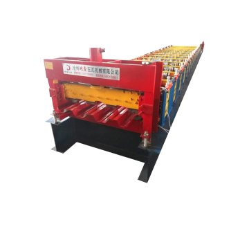 Metal Sheet Steel trapezoïdale rolvormen machines