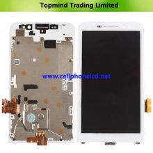 Parts for Blackberry Z30 LCD with Touch Screen with Frame