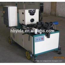 LWI-500 automatische Stahlstange Gewinde schneiden & Walzmaschine für den Bau
