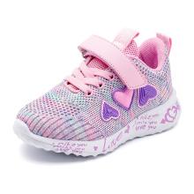 Tênis casual para menino e menina. Sapatos infantis