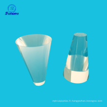 Offre le meilleur prisme triangulaire en verre prismatique et en verre optique