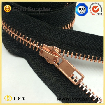 Cerniera per jeans in metallo denti accessorio n