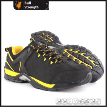 Industrial Leather Safety Shoes with EVA/Rubber Sole (SN5438)