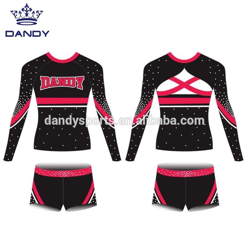 cheer uniform custom