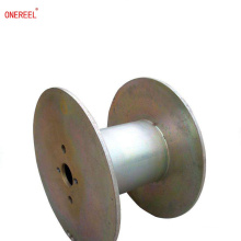 flat type high speed steel cable reel