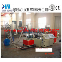 Linha macia da peletização do granulador do PVC / máquina da peletização