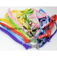 Dog Leash Harness Treinamento de Treinamento Cat Pet Leash