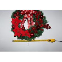 Guirlande de Noël artificielle de décoration de Noël