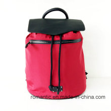 Fashion Ladies Nylon Backpack Bag Leisure Style Travel Bag (NMDK-032205)